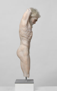 Evan Penny: Marsyas Model, 2016