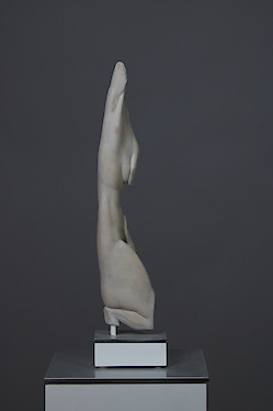 Evan Penny: Female Torso—Model, 2016