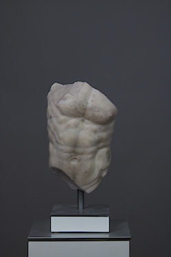 Evan Penny: Torso—Model, Variation 2, 2016
