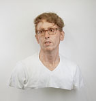 Evan Penny: Young Self: Portrait of the Artist as He Was (Not), 2011